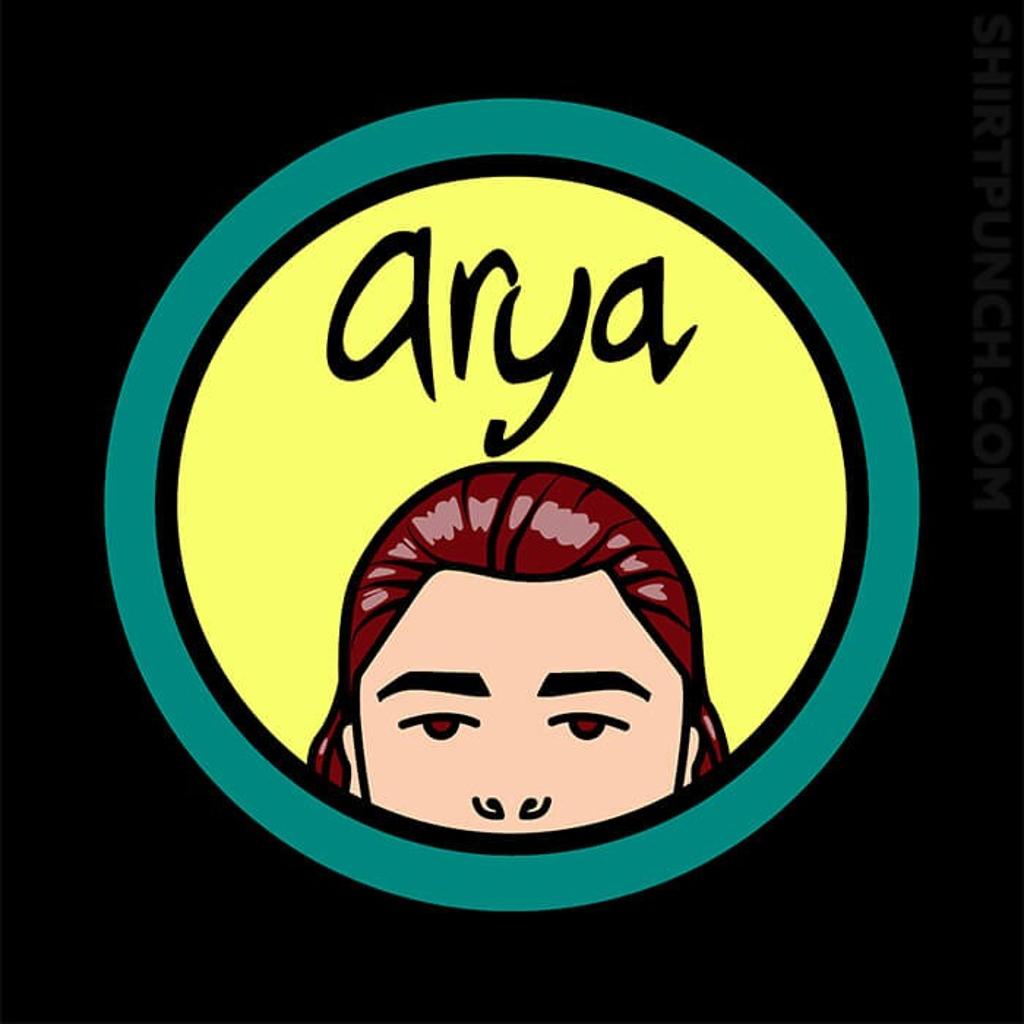 ShirtPunch: Arya Cha Cha Cha