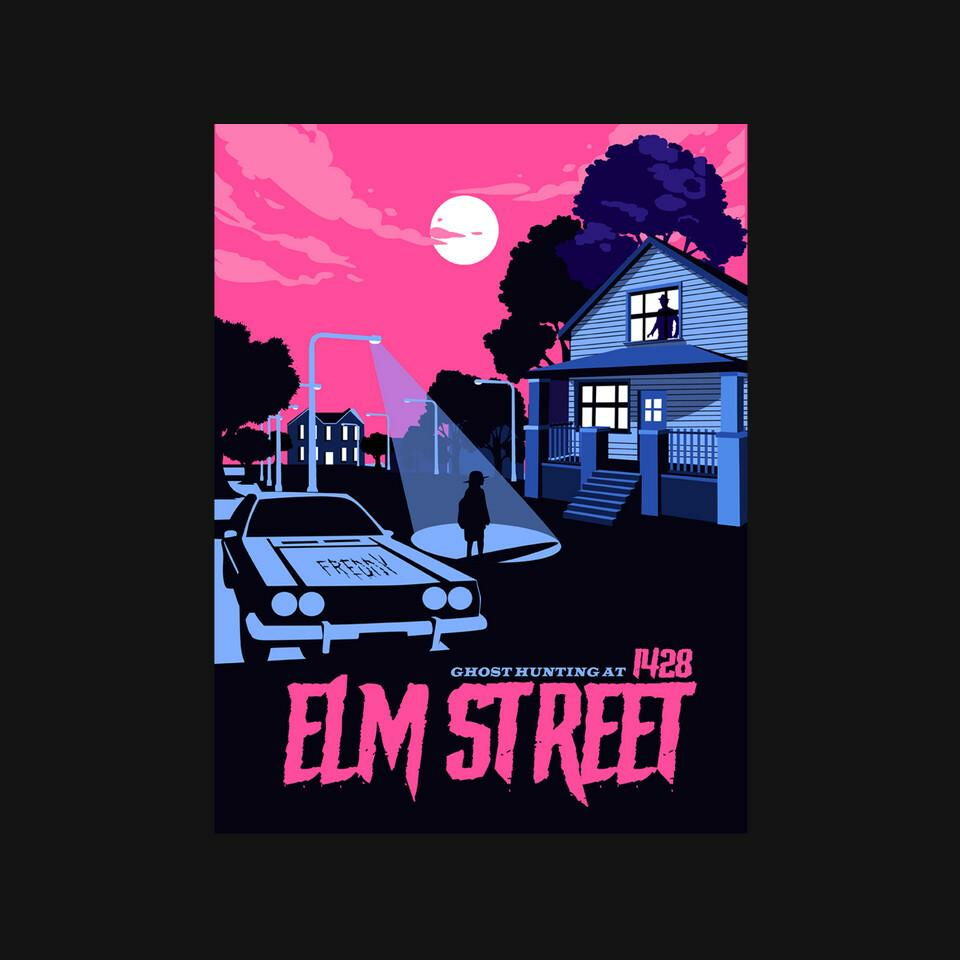 TeeFury: Crossing Elm Street