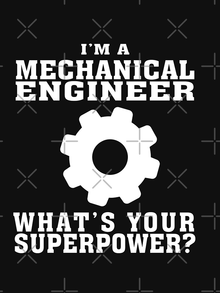 RedBubble: Bestseller Mechanical Engineer Tshirt, Funny Quote