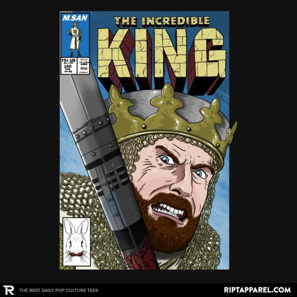 Ript: The Incredible King