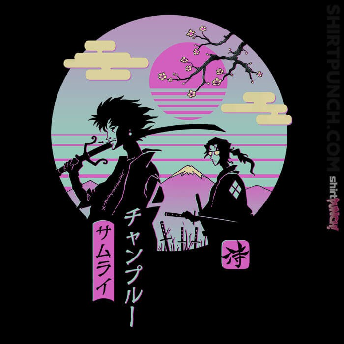 ShirtPunch: Samurai Chillhop