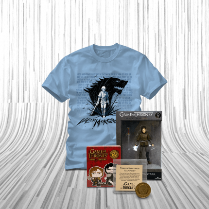 ShirtPunch: The Faceless Girl Bundle