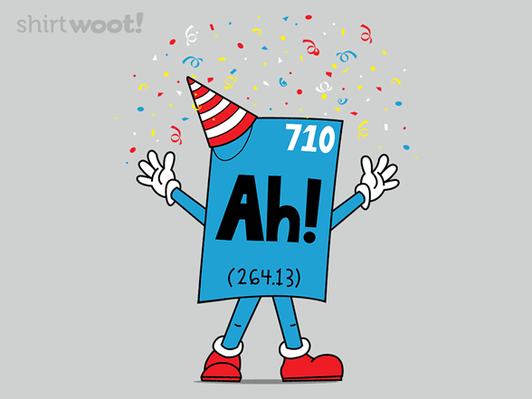 Woot!: The Element of Surprise