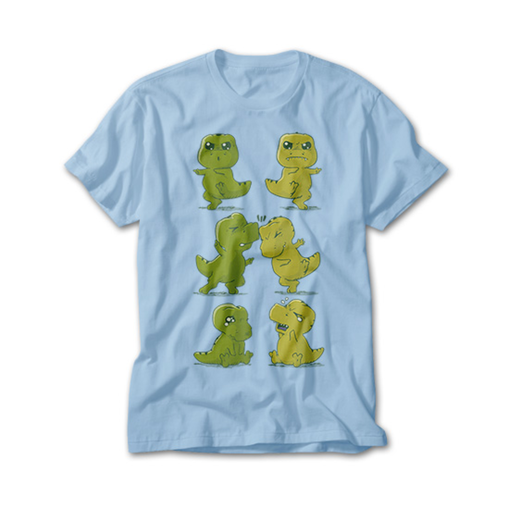 OtherTees: T-Rex Fusion