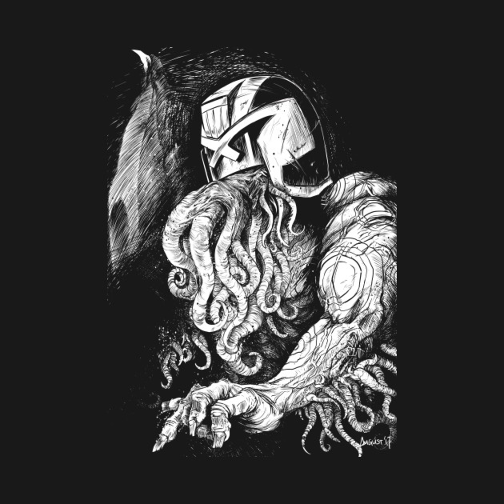 TeePublic: Judge Cthulhu
