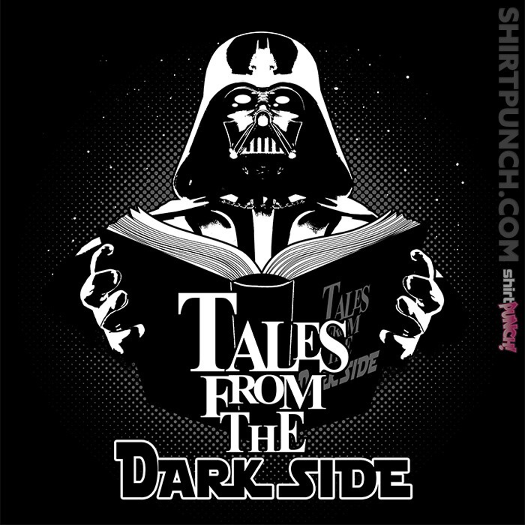 ShirtPunch: Tales From The Darkside