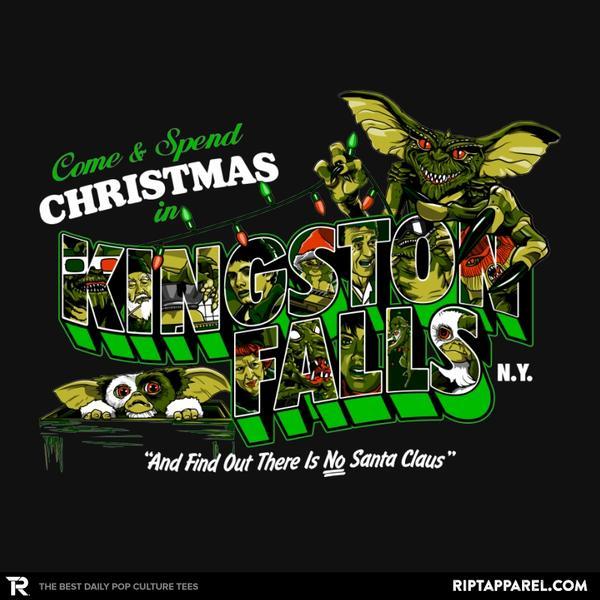Ript: Christmas In Kingston Falls
