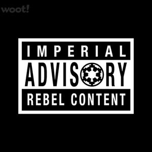 Woot!: Rebel Content