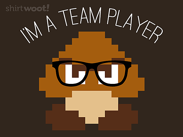 Woot!: Team Player