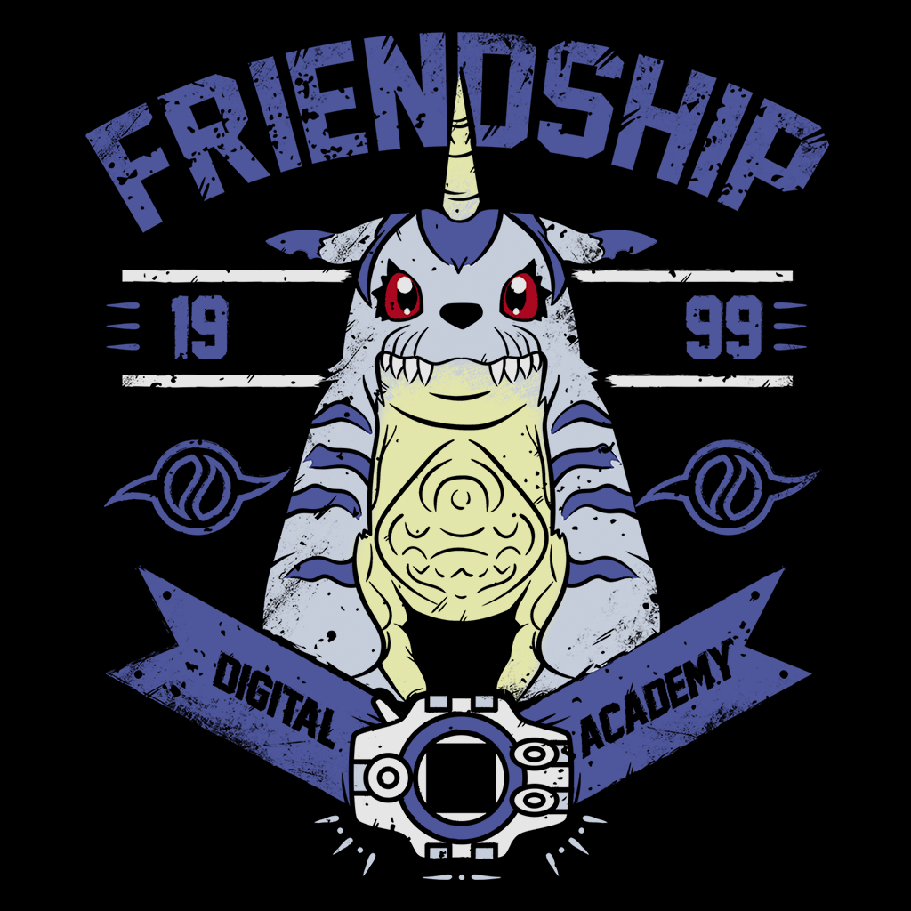 Pop-Up Tee: Friendship Academy