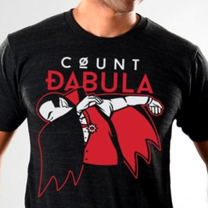 SnorgTees: Count Dabula Limited Edition Tri-Blend