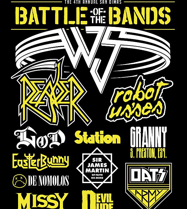 teeVillain: Battle in Yellow