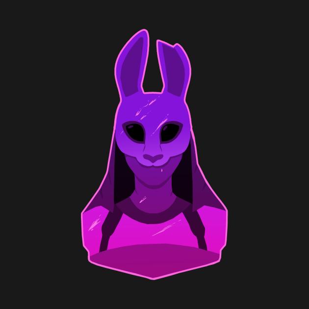 TeePublic: Huntress Purple Silhouette (Dead by Daylight)