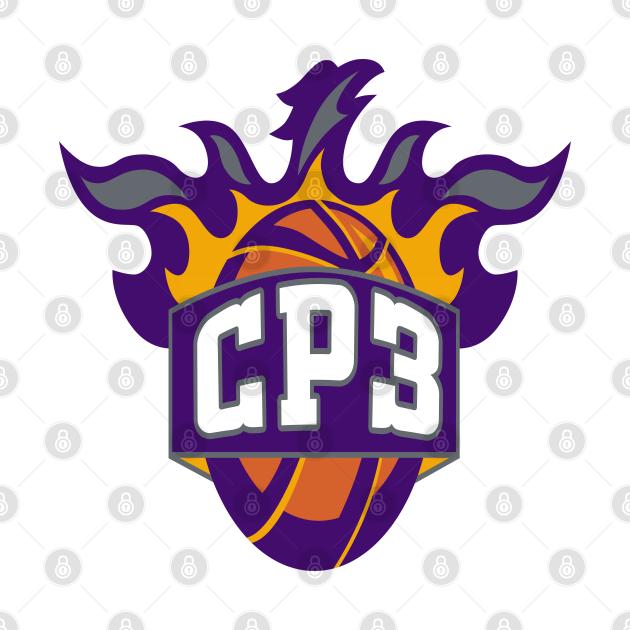 TeePublic: CP3 in Phoenix