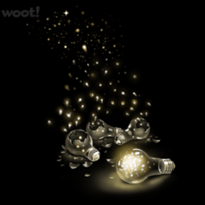 Woot!: Hatching Light