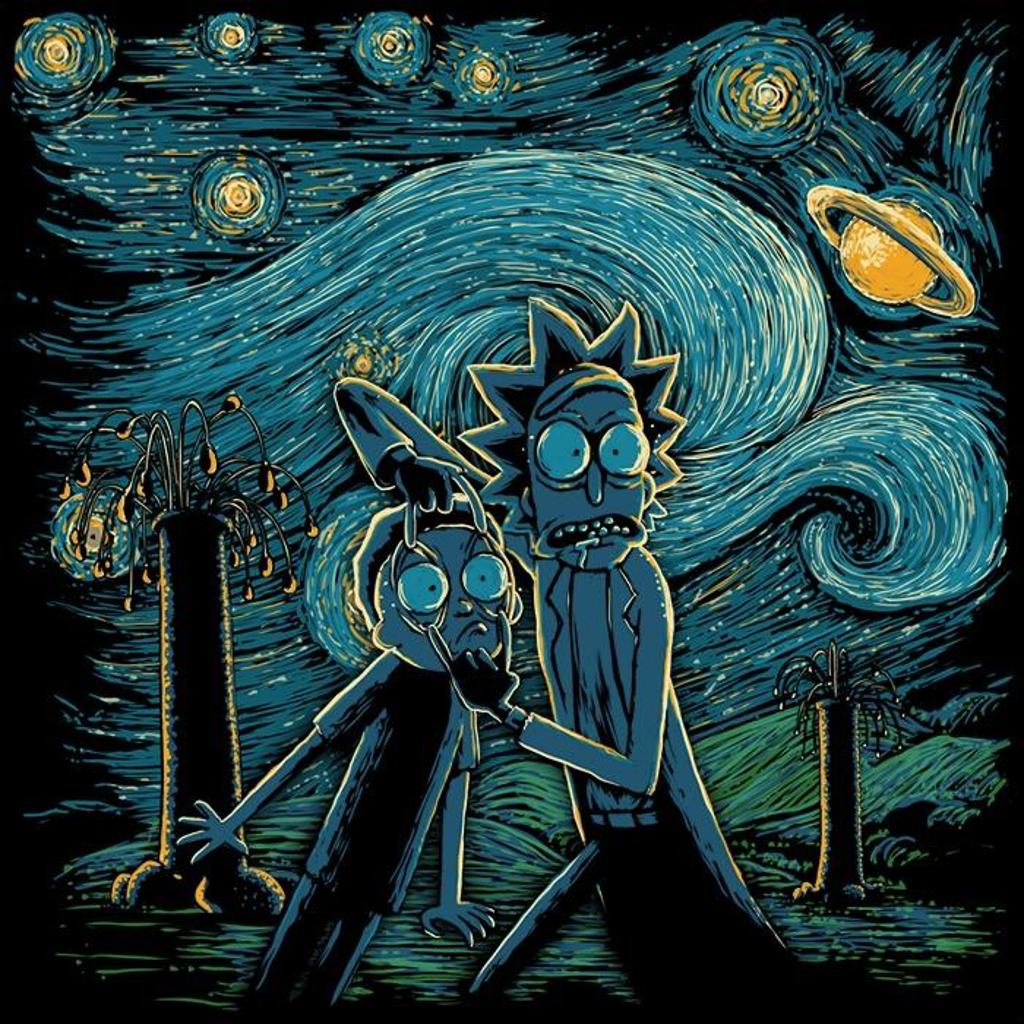 Once Upon a Tee: Starry Science