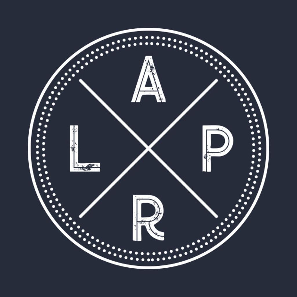 TeePublic: LARP Hipster