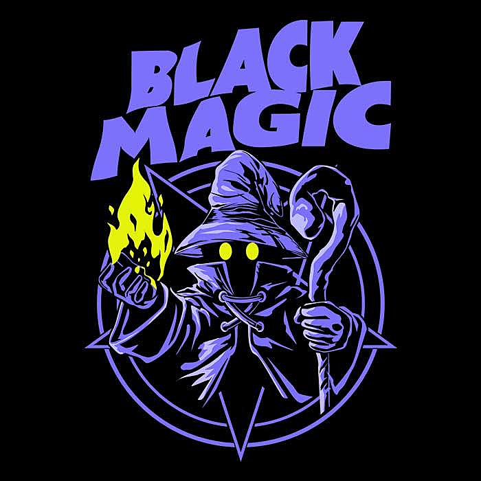 Once Upon a Tee: Black Magic