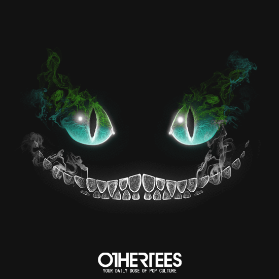 OtherTees: A Smile From The Shadows