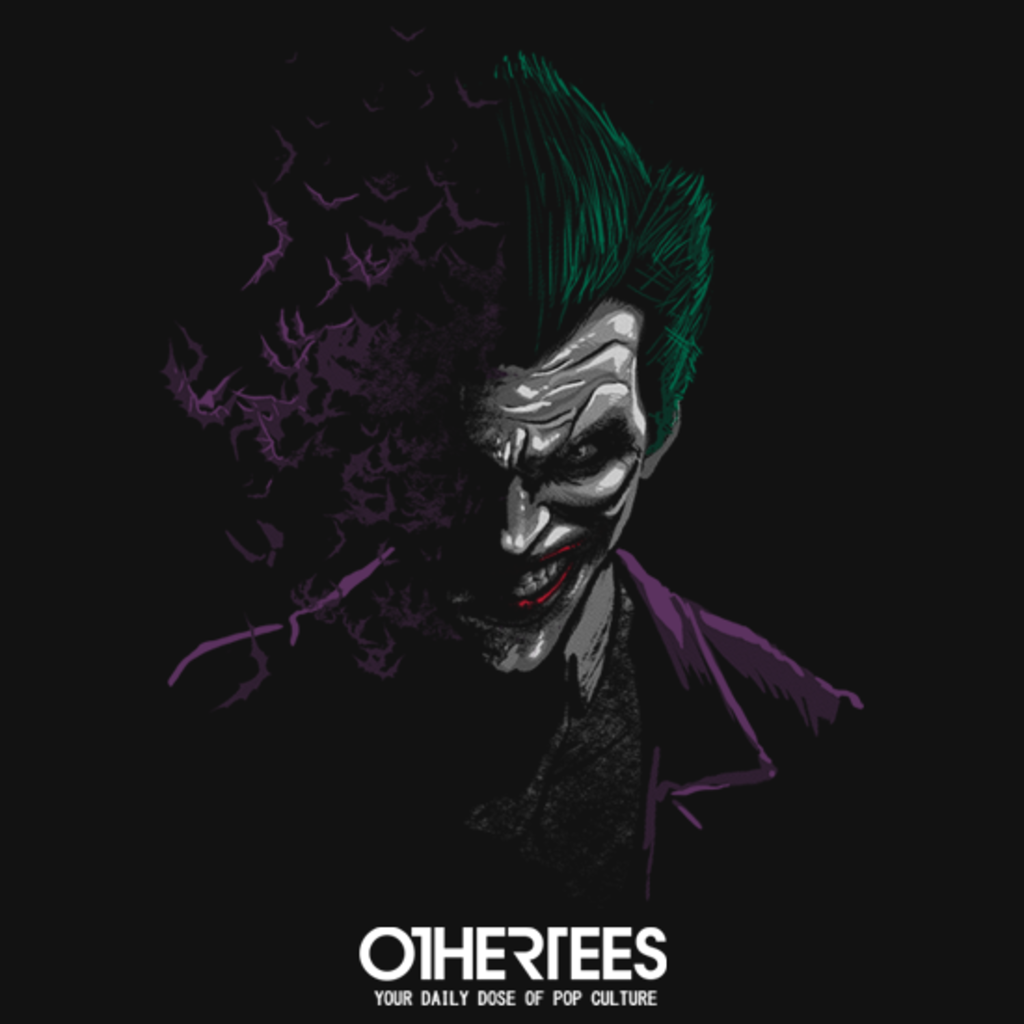 OtherTees: The Arkham Joker