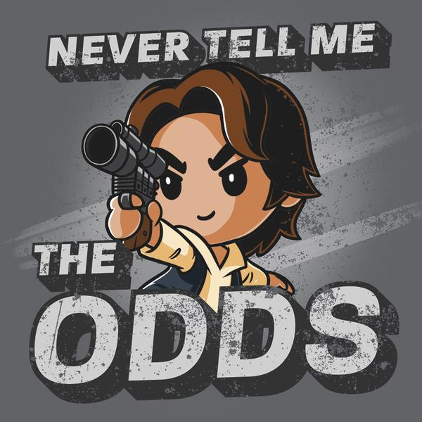 TeeTurtle: Never Tell Me The Odds