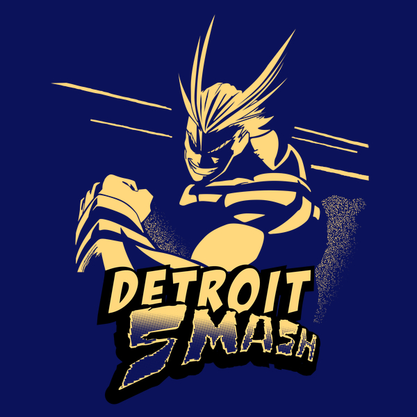NeatoShop: All Might Detroit Smash