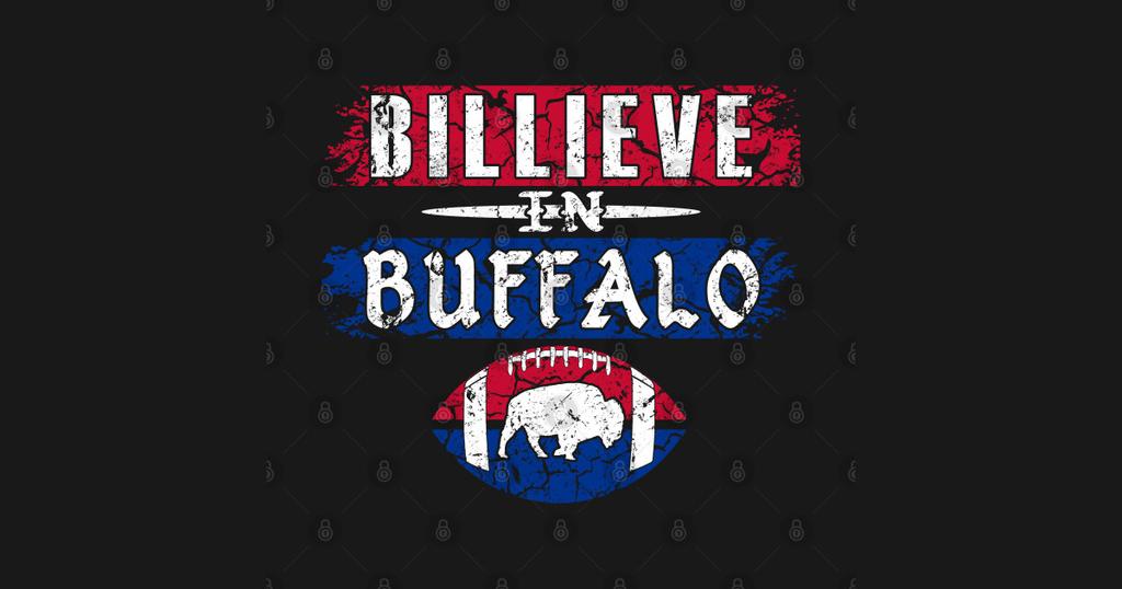 TeePublic: Buffalo Bills Mafia Retro Distressed 1960 Tee