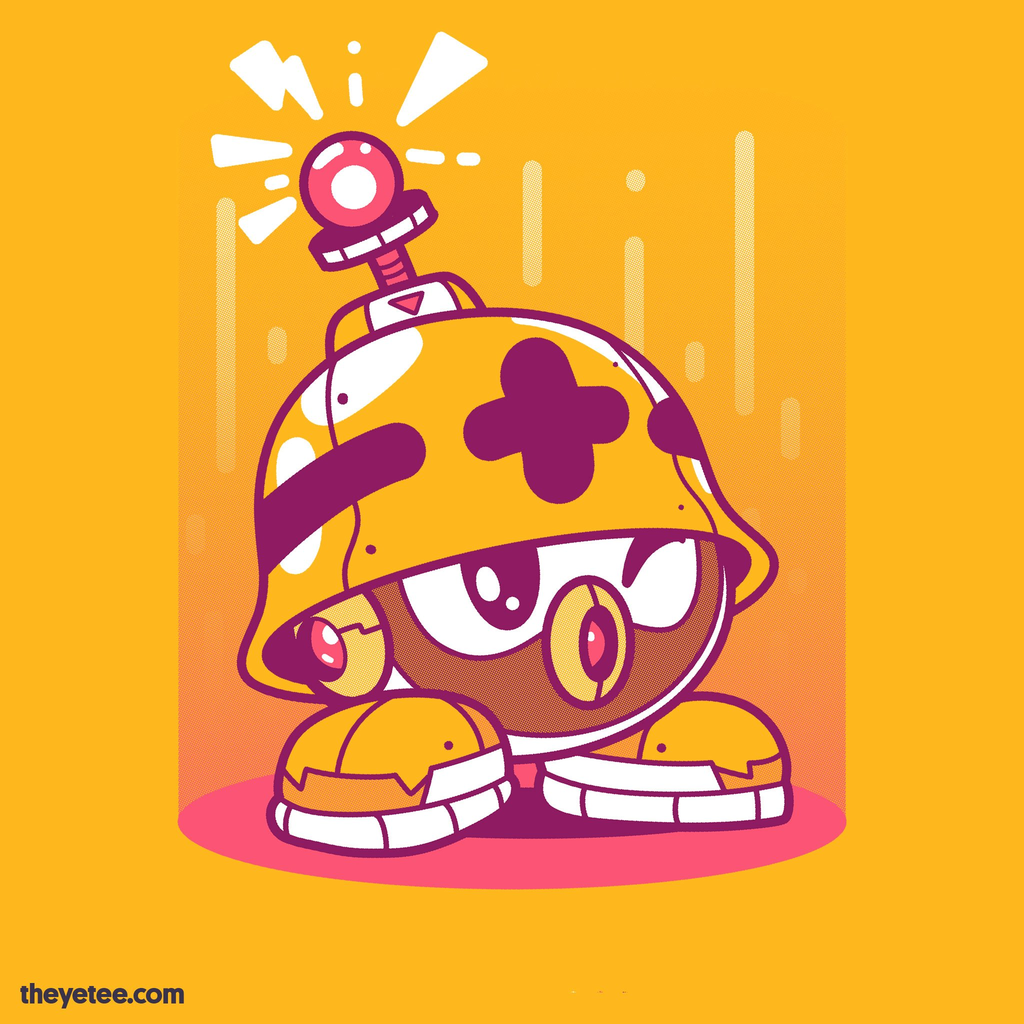 The Yetee: Charged Up!