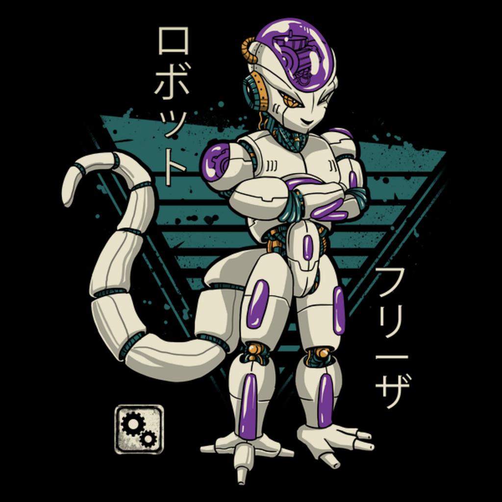 NeatoShop: Mecha Emperor