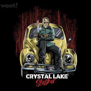 Woot!: Crystal Lake Slasher