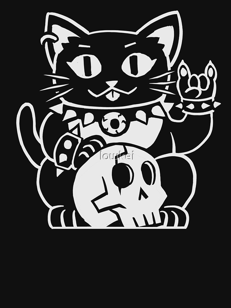 RedBubble: Metal Neko