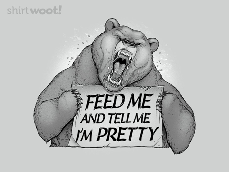 Woot!: Feed Me And Tell Me I'm Pretty - II