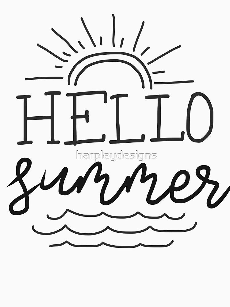 RedBubble: Hello Summer