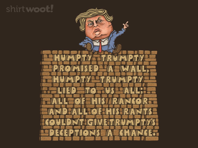Woot!: Humpty Trumpty