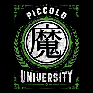 Once Upon a Tee: Piccolo University