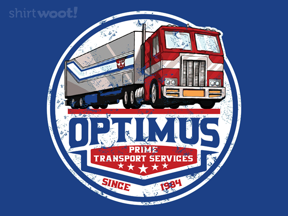Woot!: Prime Trucking Services