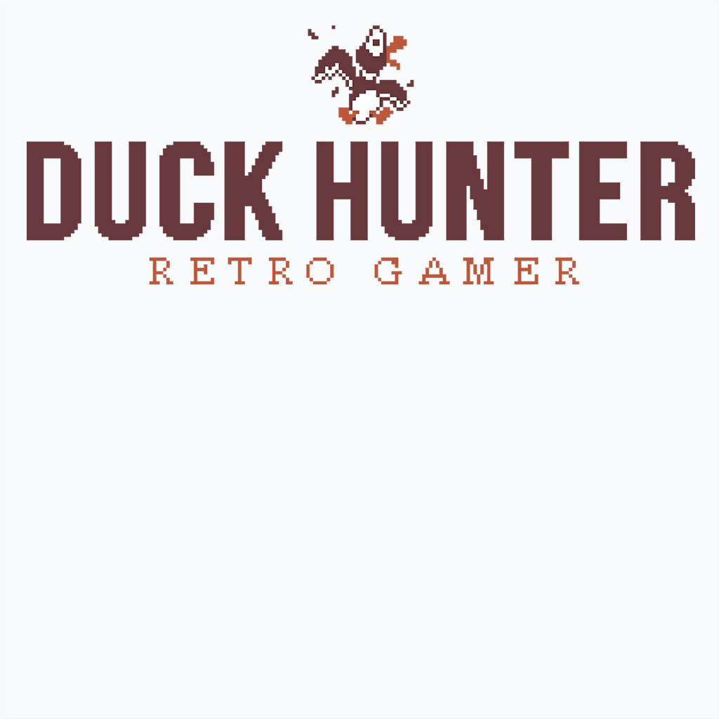 Pop-Up Tee: Duck Hunter