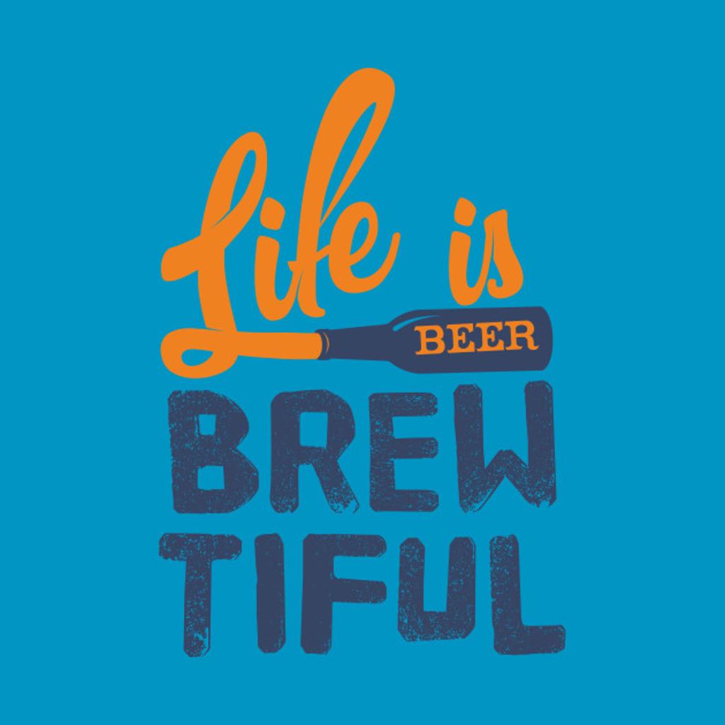 TeePublic: Cool Crafty Brew T-Shirt