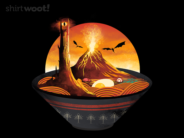 Woot!: The Realm of Spicy Ramen