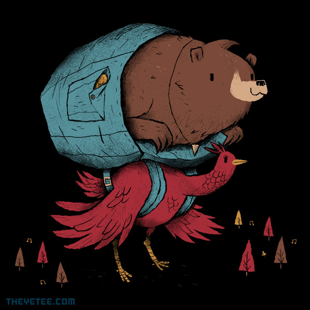 The Yetee: role reversal