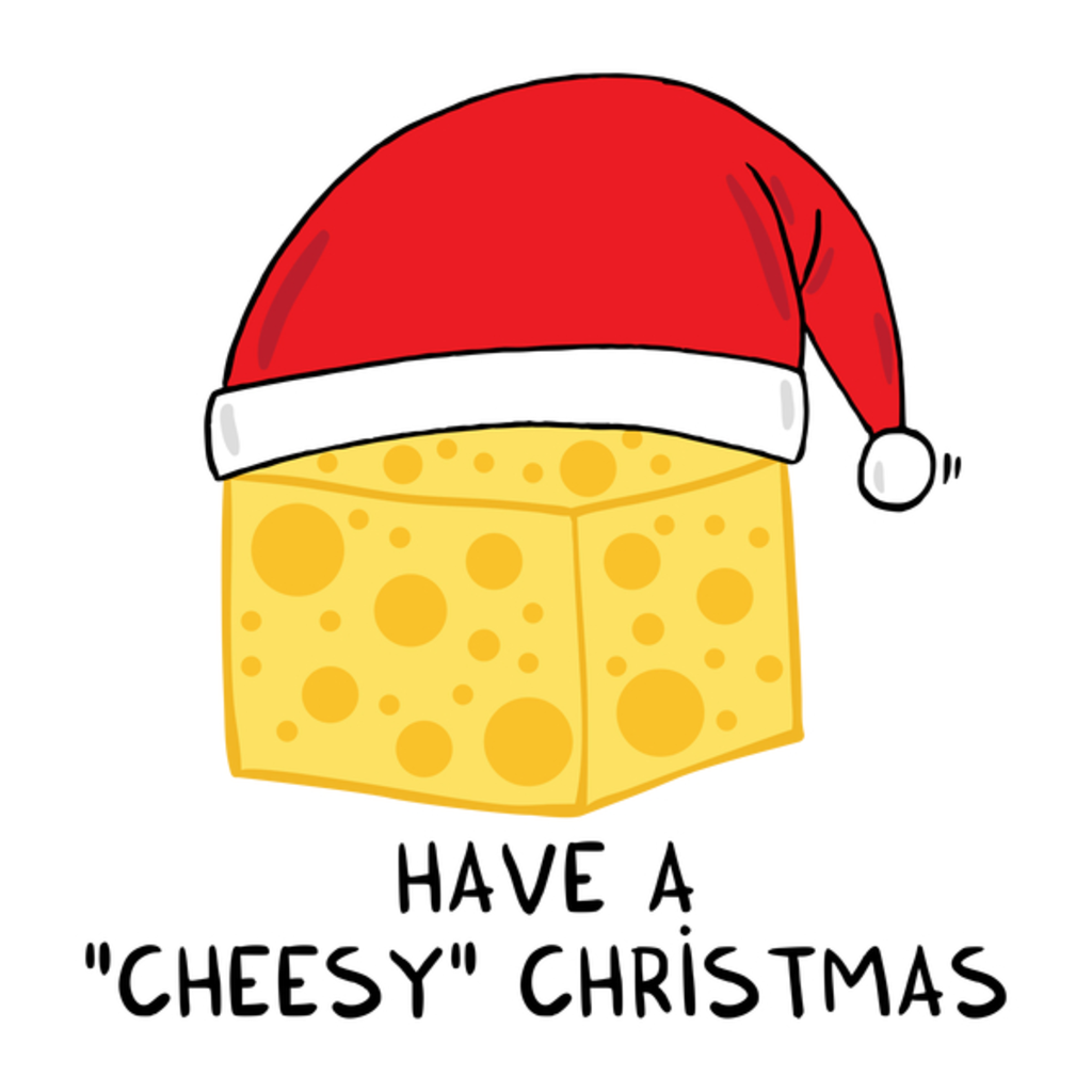 NeatoShop: Have a cheesy Christmas