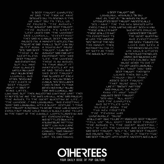 OtherTees: About 42