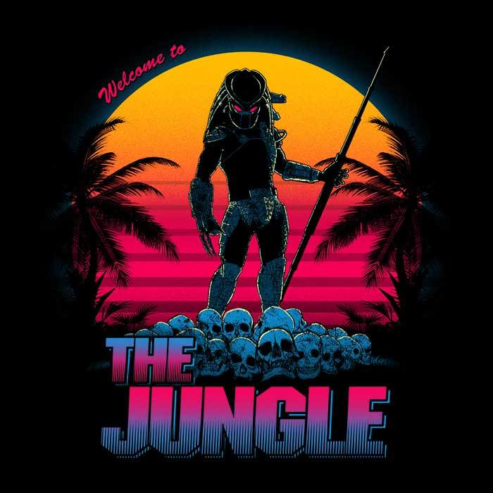 Once Upon a Tee: Welcome to the Jungle