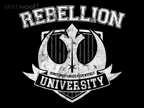 Woot!: Rebellion University