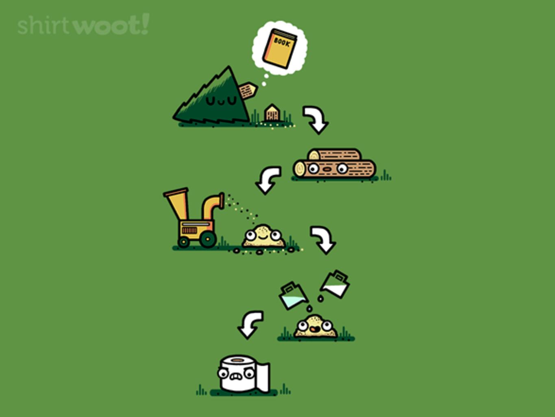 Woot!: Tree-incarnated