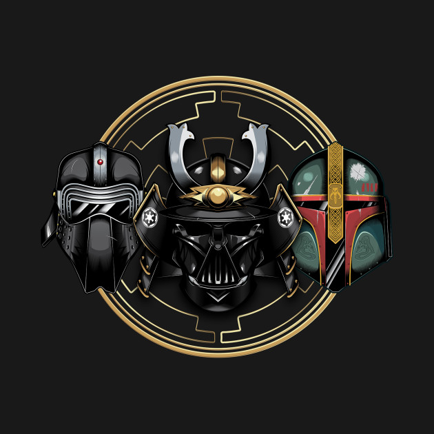 TeePublic: Star Wars: Warlords