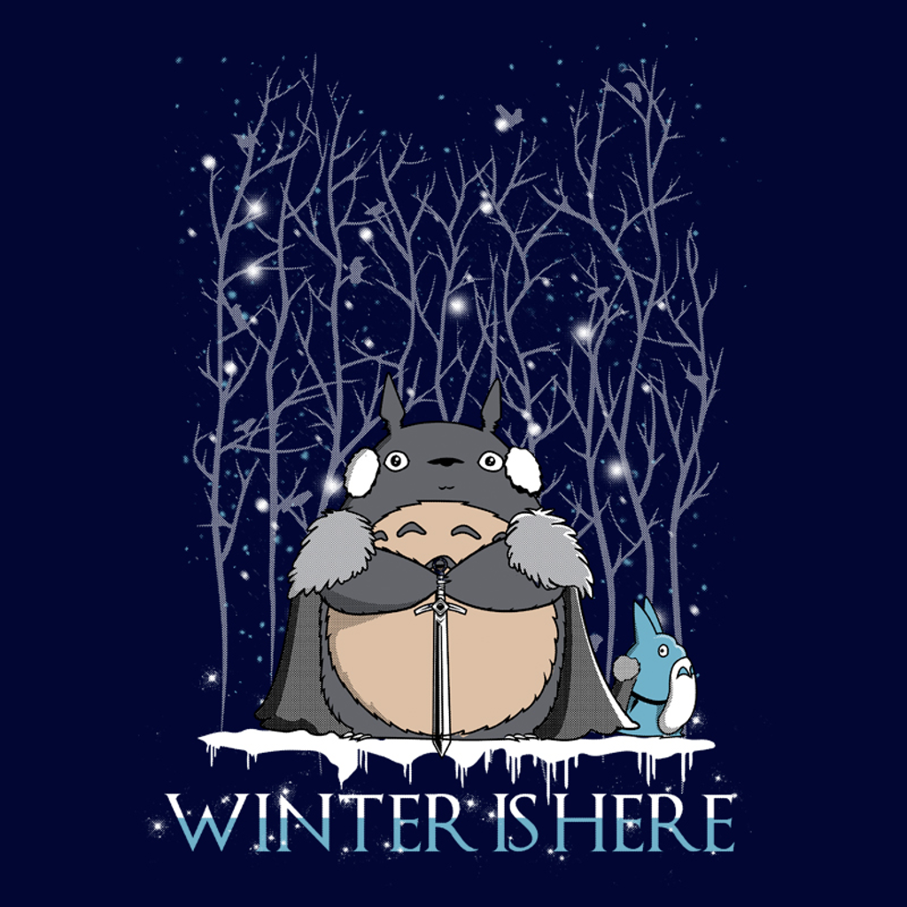 Pampling: Winter Spirit