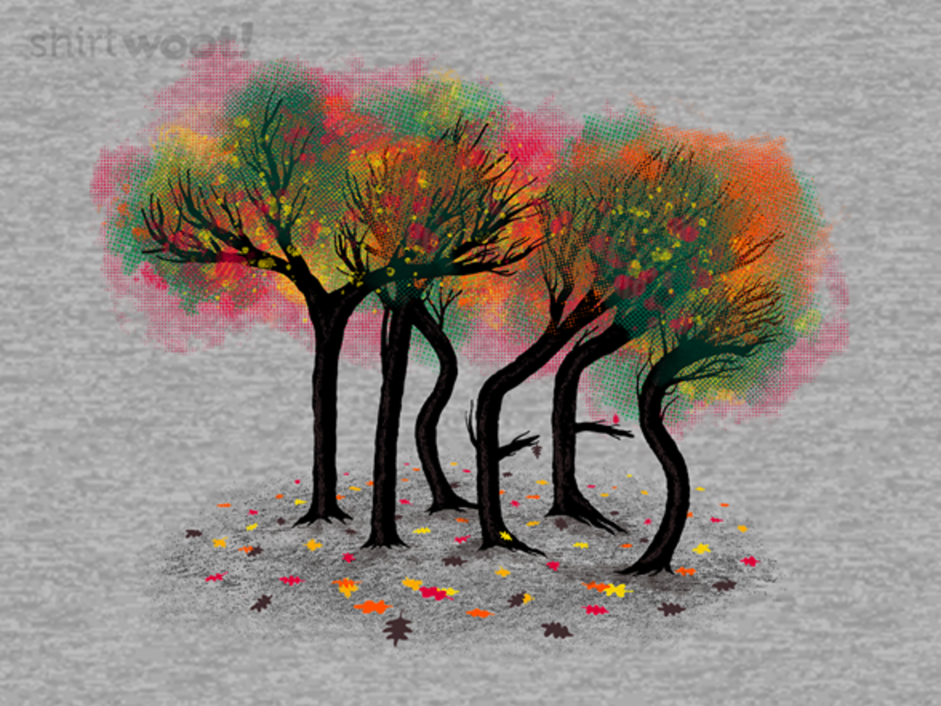 Woot!: TREES