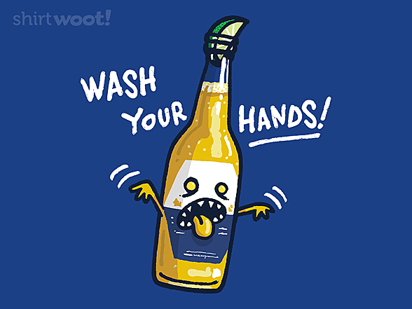 Woot!: Wash Your Hands
