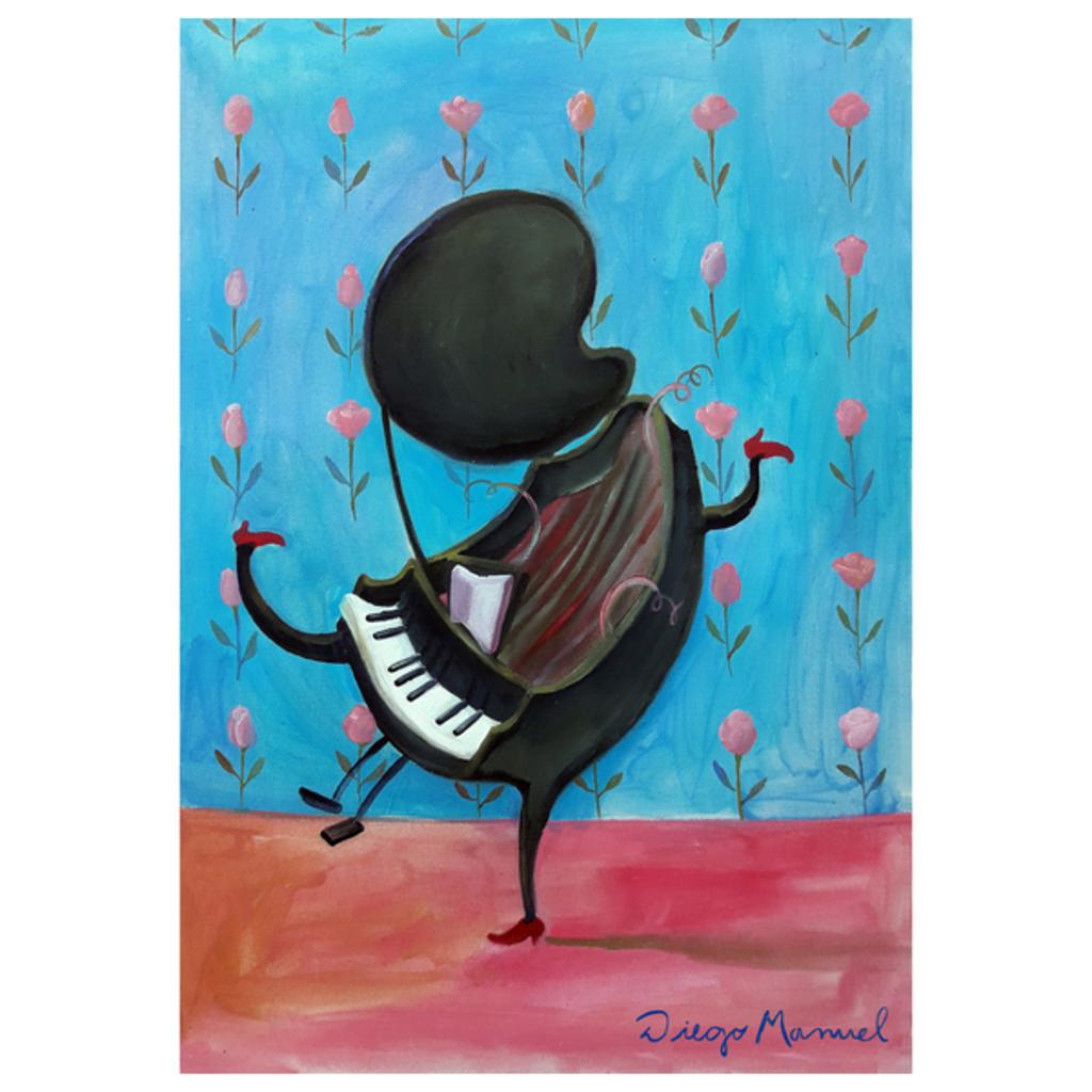 NeatoShop: Happy piano